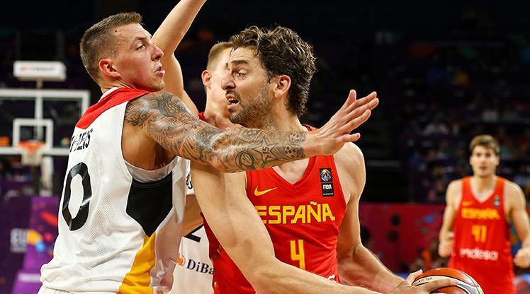 Gasol kardeşler İspanya'yı yarı finale taşıdı