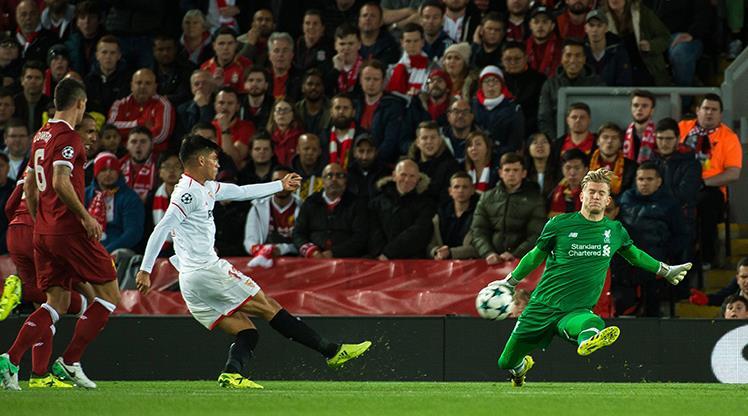 Liverpool'a Sevilla çelmesi!