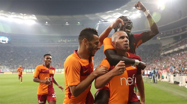 Bursaspor - Galatasaray maçının özeti burada...