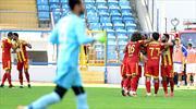 K. Karabükspor - Evkur Yeni Malatyaspor: 2-4 (ÖZET)