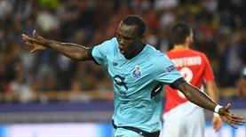 Aboubakar Monaco'yu dağıttı!