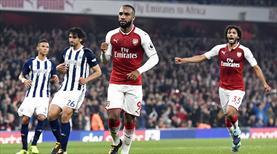 Lacazette coştu, Arsenal kazandı! (ÖZET)