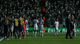 Beşiktaş'a disiplin soruşturması