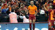 Maicon attı, stat yıkıldı! İşte Galatasaray'ın galibiyet golü
