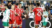 Bayern ter attı: 6-0