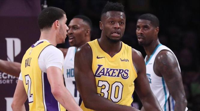 Lakers galibiyeti unuttu