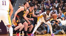 Lakers Ersan'ı üzdü