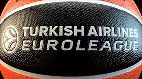 Euroleague'de 17. hafta heyecanı
