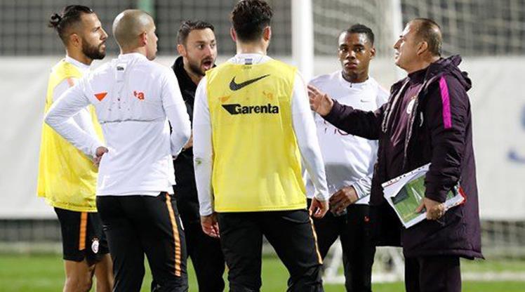 Hagi Galatasaray'a karşı