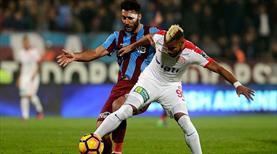 Trabzonspor'a bir iyi, bir kötü haber