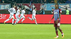 Trabzonspor'un hasreti bitmedi