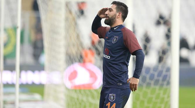 Arda Turan Süper Lig'e muhteşem golle döndü!