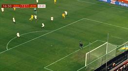 Ne yaptın Griezmann! Akıl dolu gol