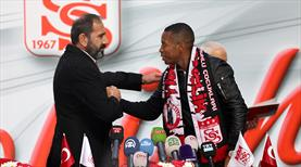 Robinho resmen Sivasspor'da