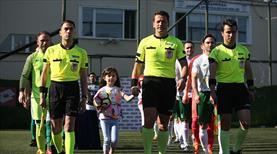 1. Lig'de haftanın hakemleri açıklandı!