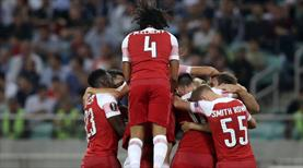 Arsenal Avrupa'da da tutulmuyor!