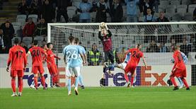 Beşiktaş İsveç'ten üzgün dönüyor!