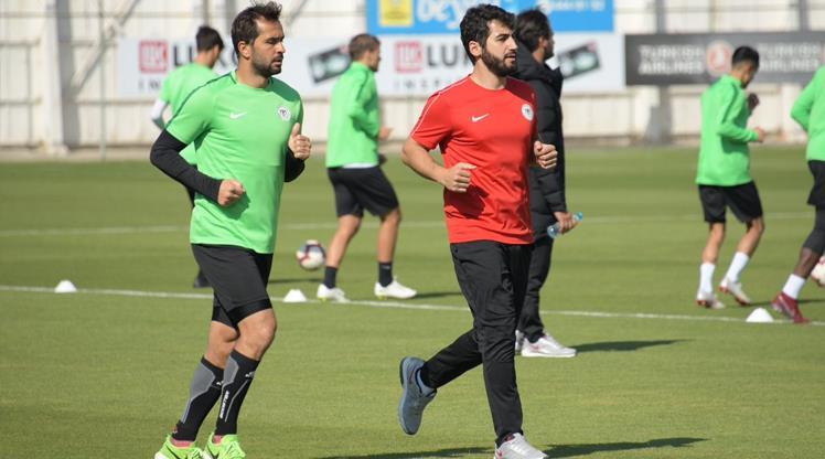 Konya'da Beşiktaş mesaisi