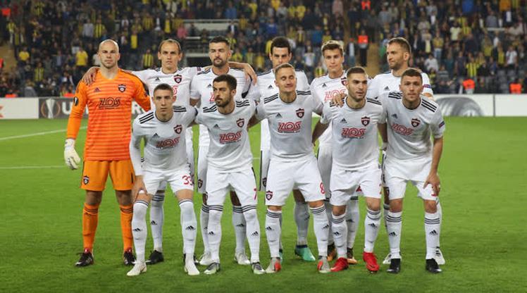 UEFA'dan Fener'in rakibine ceza