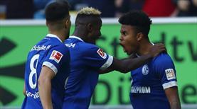 Schalke seriye bağladı