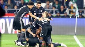Konya'da Beşiktaş fırtınası! 1 dakikada 2 gol!