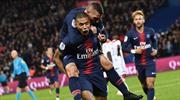 Mbappe tarihe geçti! 13 dakikada 4 gol! (ÖZET)