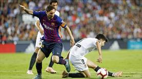 Barça puanı kurtardı, zirveyi kaybetti! (ÖZET)