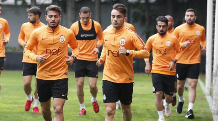 Galatasaray'da hazırlıklar başladı