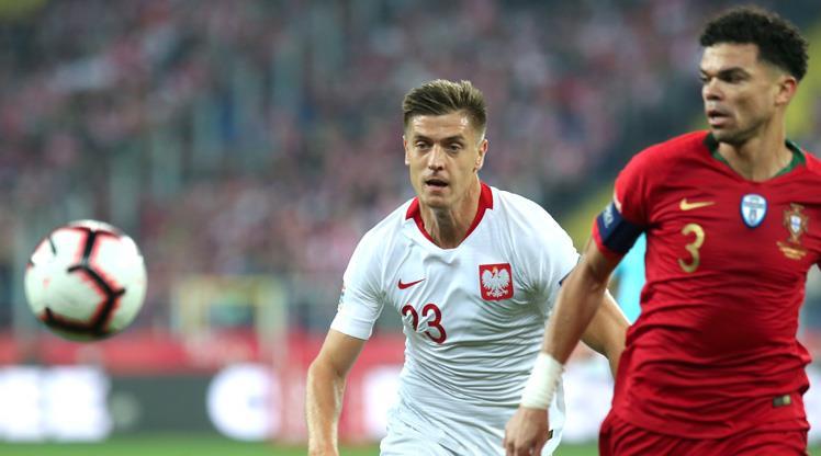 Ronaldo'suz Portekiz Polonya'yı tanımadı