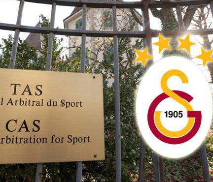 Galatasaray'dan beklenen CAS hamlesi geldi