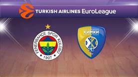 Fenerbahçe - Khimki