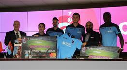 Trabzonspor'a bir sponsor daha