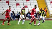 İşte Demir Grup Sivasspor - Fenerbahçe maçının özeti