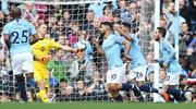 Manchester City güle oynaya