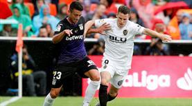 Valencia beraberliğe abone! (ÖZET)