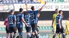 Atalanta hasreti 5 golle bitirdi