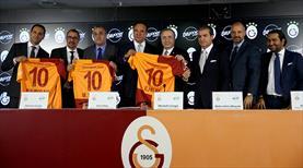 Galatasaray'a 27 milyon liralık yeni sponsor!
