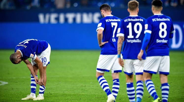 Schalke'ye Galatasaray maçı öncesi sakatlık şoku