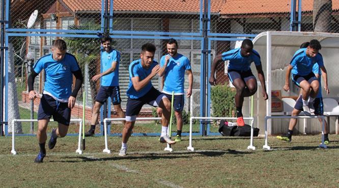 Adana Demirspor taktik çalıştı