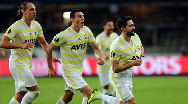 Fenerbahçeli yıldız haftanın 11'inde