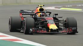 İlk cep Ricciardo'nun