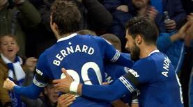 Everton'u Richarlison taşıdı (ÖZET)
