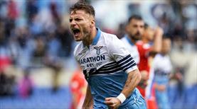 Lazio muhteşem gollerle kazandı (ÖZET)