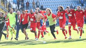 Antalyaspor'un hedefi Avrupa