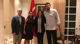 Türkoğlu'ndan Miami Başkonsolosu'na ziyaret