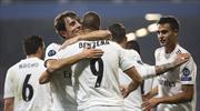 Real Madrid Şampiyonlar Ligi'nde çok farklı (ÖZET)