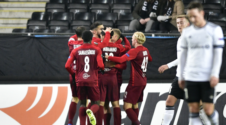 7 gollü kapışmada kazanan Salzburg!