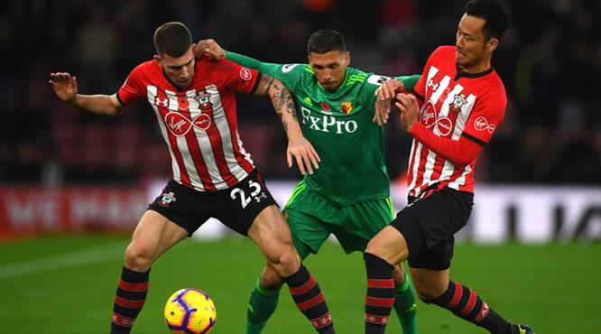 Southampton hasreti dindiremiyor! (ÖZET)
