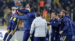 İşte Fenerbahçe - Aytemiz Alanyaspor maçının özeti
