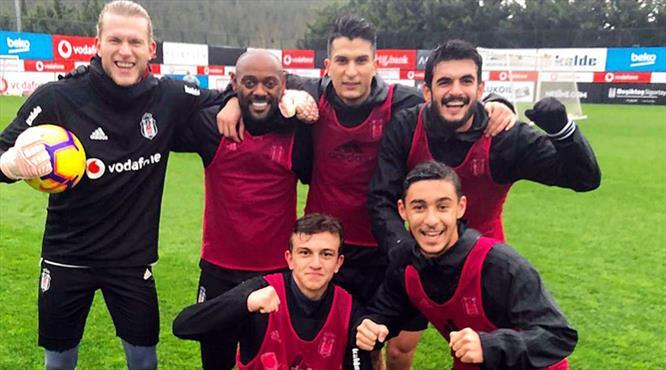 Beşiktaş'ın gençleri göz dolduruyor!